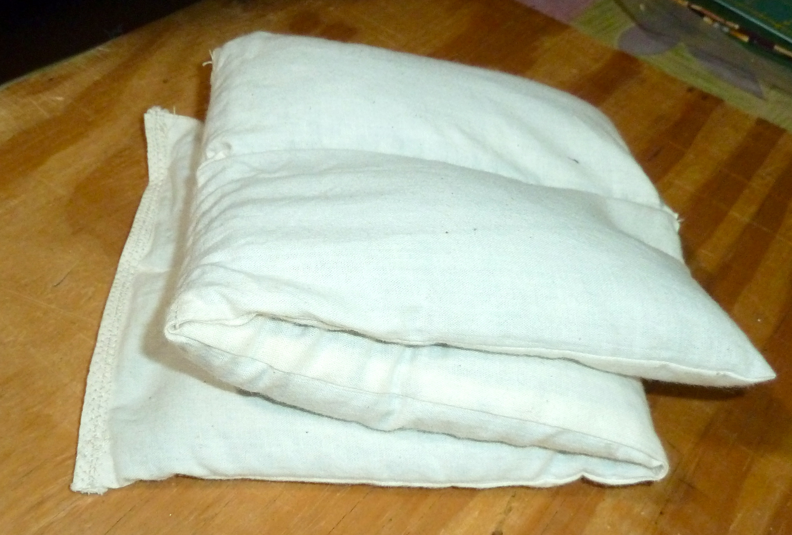 About The Pillow Covers And Inner Buckwheat Seed Pillows