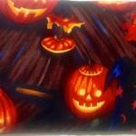 Halloween thriller back copy